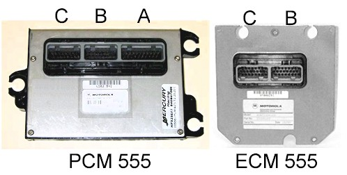 OBD Diagnostics - ECM Connectors