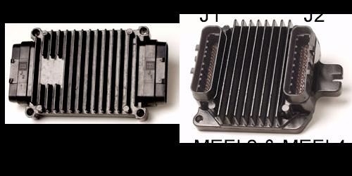 OBD Diagnostics - ECM Connectors
