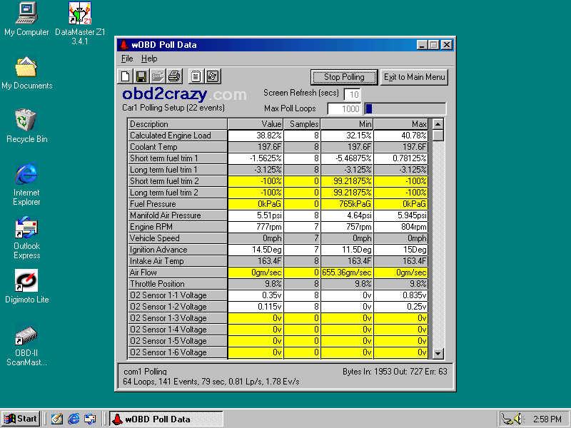 Digimoto Obd Ii Software Free Download